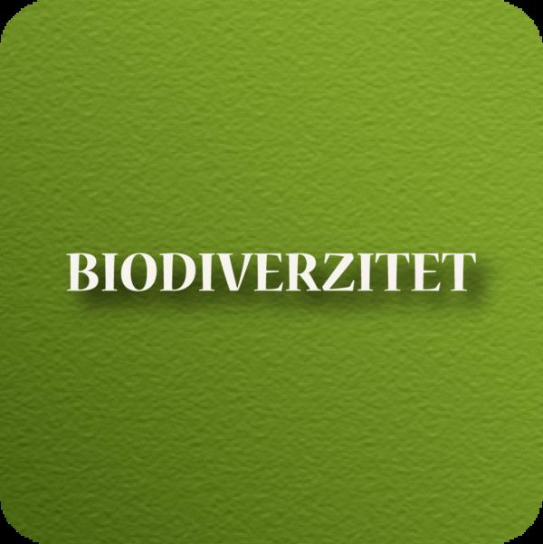 Biodiverzitet