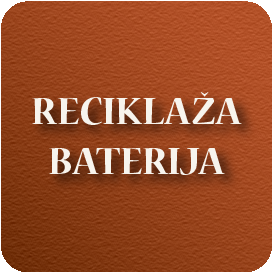 Reciklaža baterija