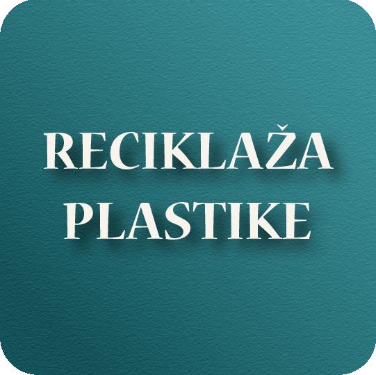 Reciklaža plastike